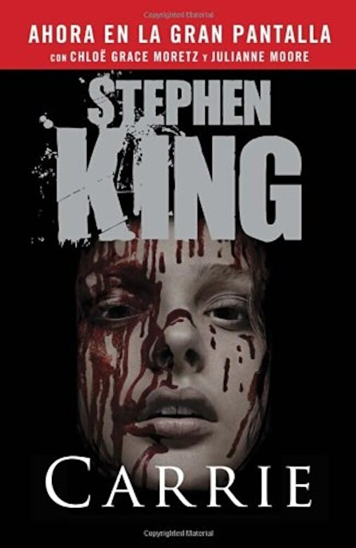 Stephen King - Carrie (Spanish Movie Tie-In Edition), Paperback -