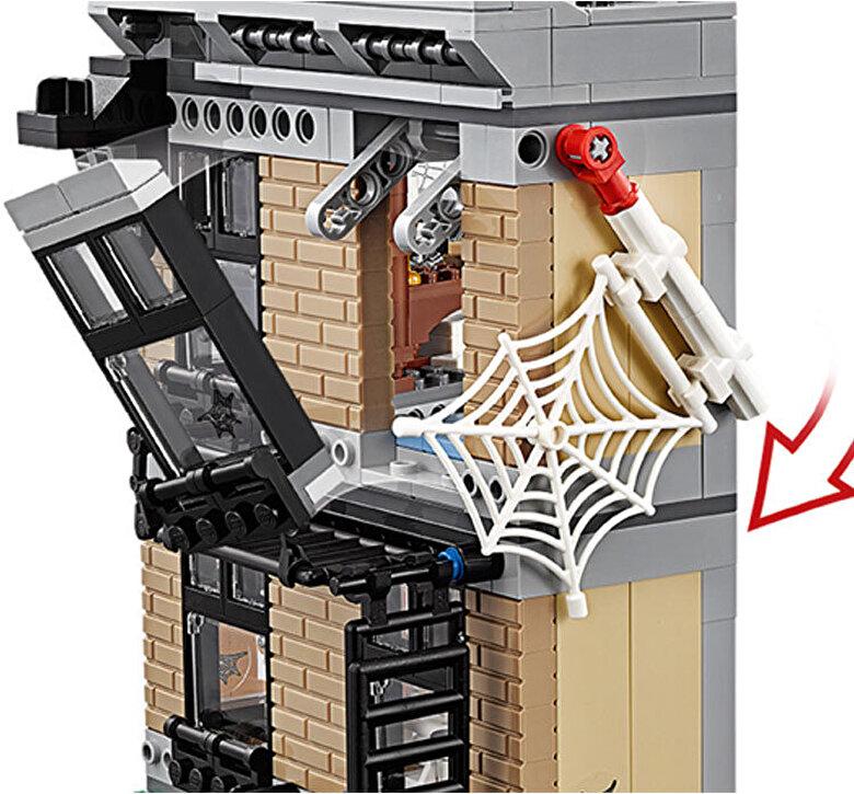 LEGO - LEGO Super Heroes, Confruntarea din Sanctum Sanctorum 76108 -