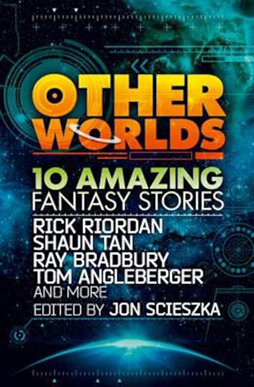 Rick Riordan - Other Worlds (feat. stories by Rick Riordan, Shaun Tan, Tom, Paperback -
