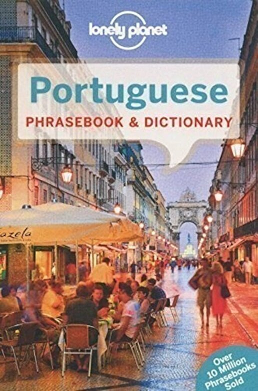 Lonely Planet - Lonely Planet Portuguese Phrasebook & Dictionary -