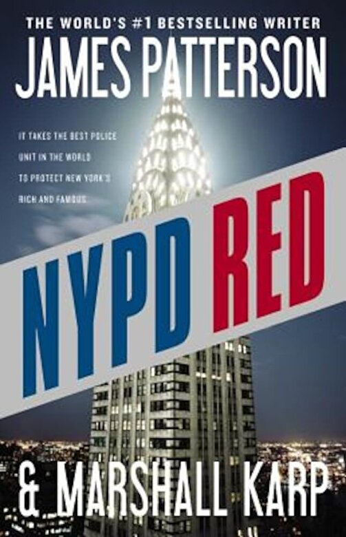 James Patterson - NYPD Red, Paperback -