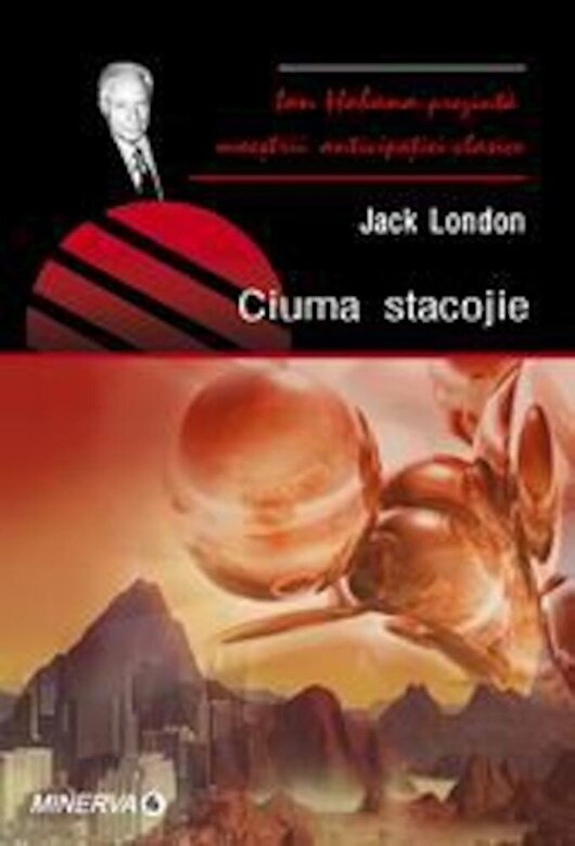 Jack London - Ciuma stacojie -