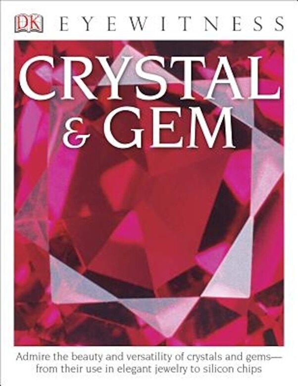 R. F. Symes - DK Eyewitness Books: Crystal & Gem, Paperback -