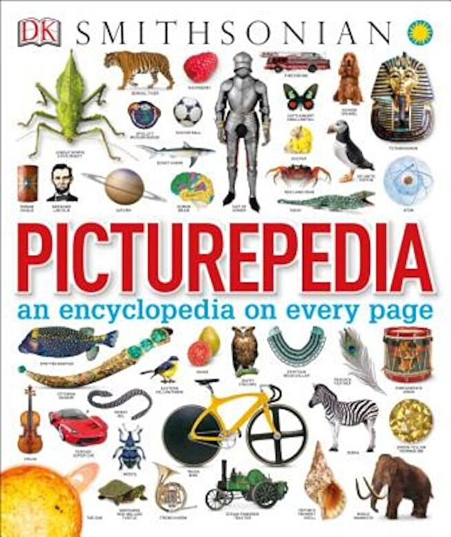DK Publishing - Picturepedia, Hardcover -