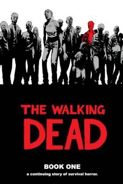 Robert Kirkman - The Walking Dead, Book 1, Hardcover -