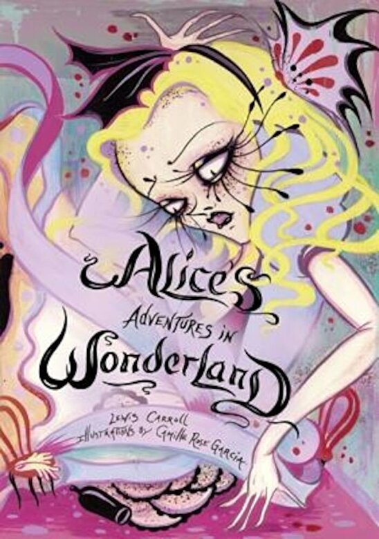 Lewis Carroll - Alice's Adventures in Wonderland, Hardcover -