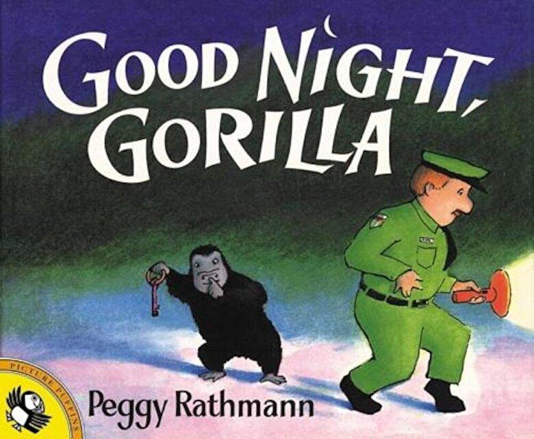 Peggy Rathmann - Good Night, Gorilla, Paperback -