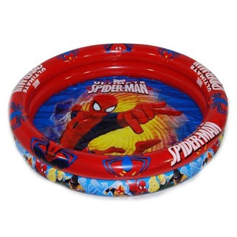 Saica - Piscina gonflabila Spider-Man, 110 cm -