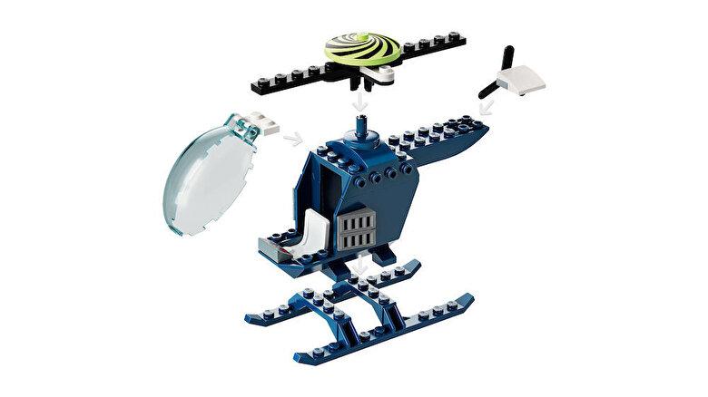 LEGO - LEGO Juniors - Incredibles 2, Elastigirl si urmarirea pe acoperis 10759 -