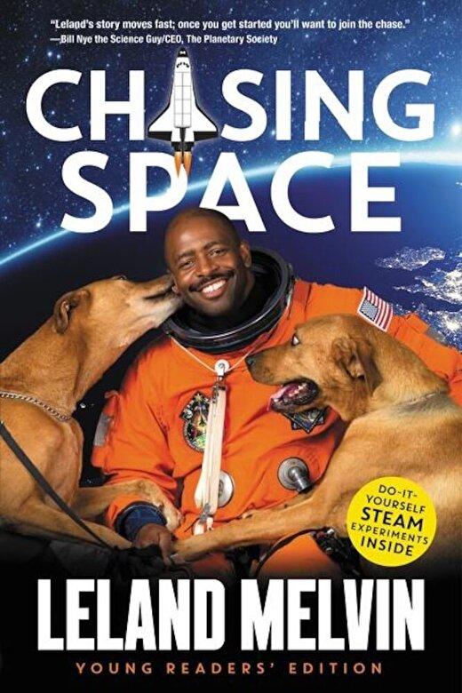 Leland Melvin - Chasing Space, Paperback -