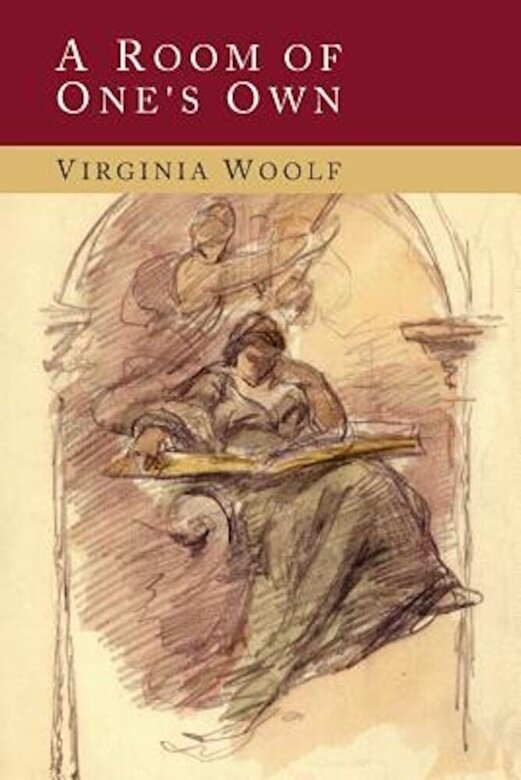 Virginia Woolf - A Room of One's Own, Paperback -