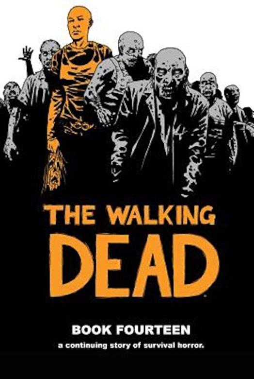 Robert Kirkman - The Walking Dead Book 14, Hardcover -