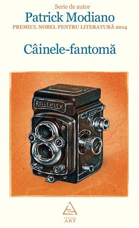Patrick Modiano - Cainele-fantoma -