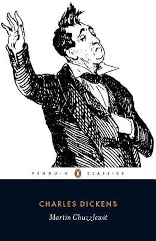 Charles Dickens - Martin Chuzzlewit, Paperback -