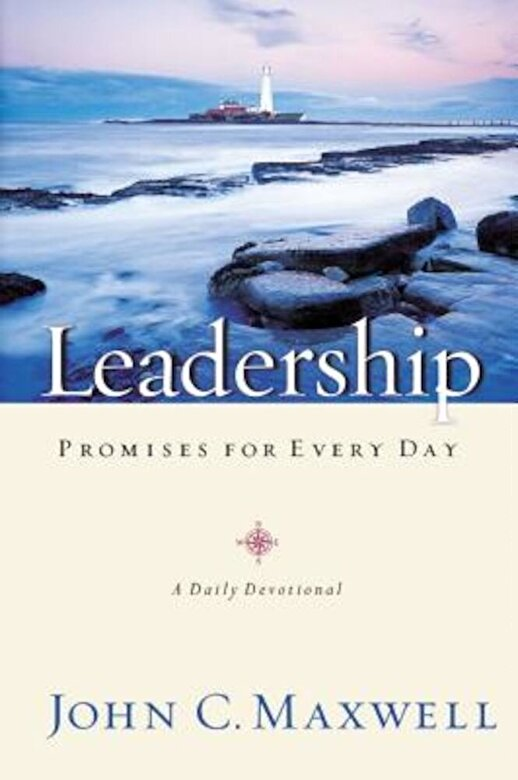 John C. Maxwell - Leadership Promises for Every Day, Hardcover -