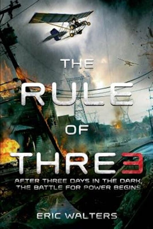 Eric Walters - The Rule of Three, Paperback -