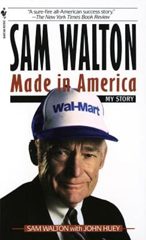 Sam Walton - Sam Walton, Made in America: My Story, Paperback -