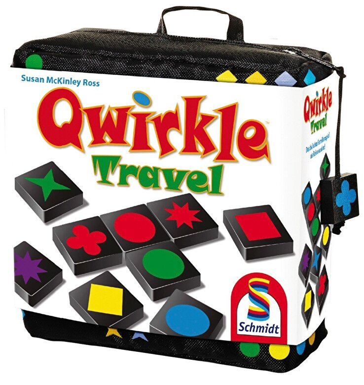 Schmidt - Joc Qwirkle Travel -