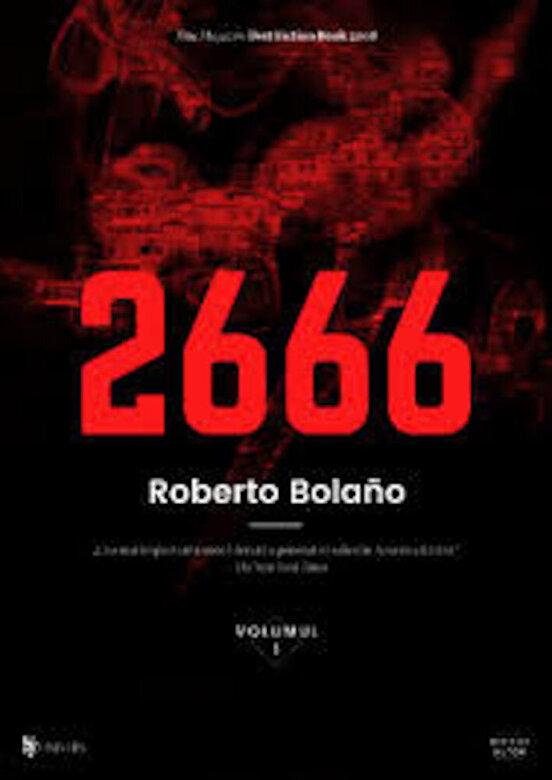 Roberto Bolano - 2666 - 3 volume -