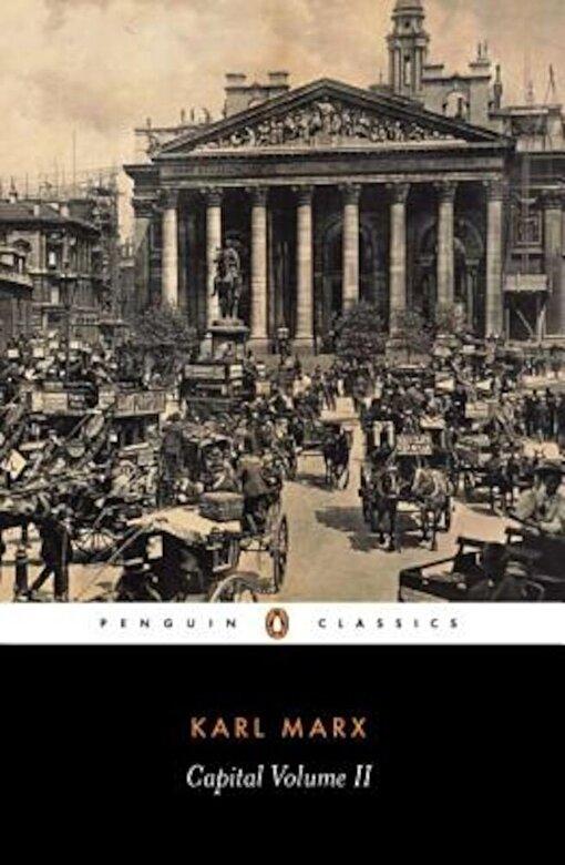 Karl Marx - Capital: Volume 2: A Critique of Political Economy, Paperback -