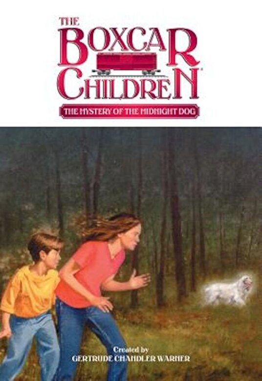 Gertrude Chandler Warner - The Mystery of the Midnight Dog, Paperback -