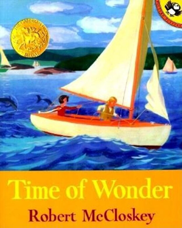 Robert McCloskey - Time of Wonder, Paperback -