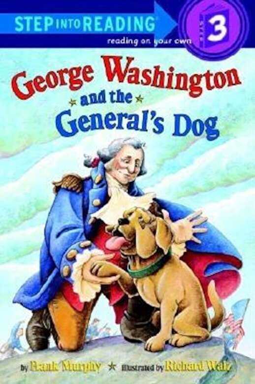 Frank Murphy - George Washington and the General's Dog, Paperback -