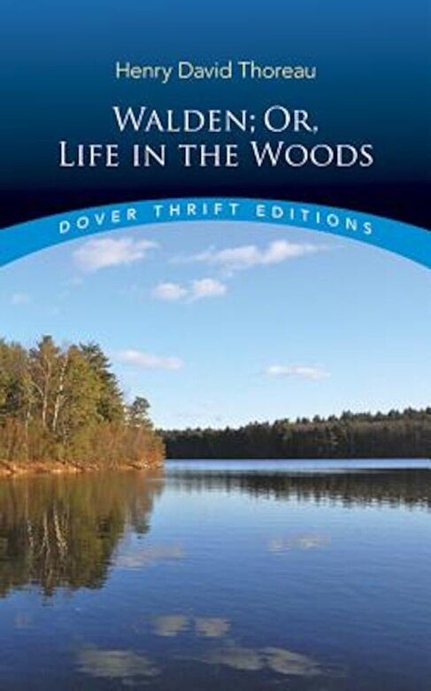 Henry David Thoreau - Walden, Or, Life in the Woods, Paperback -