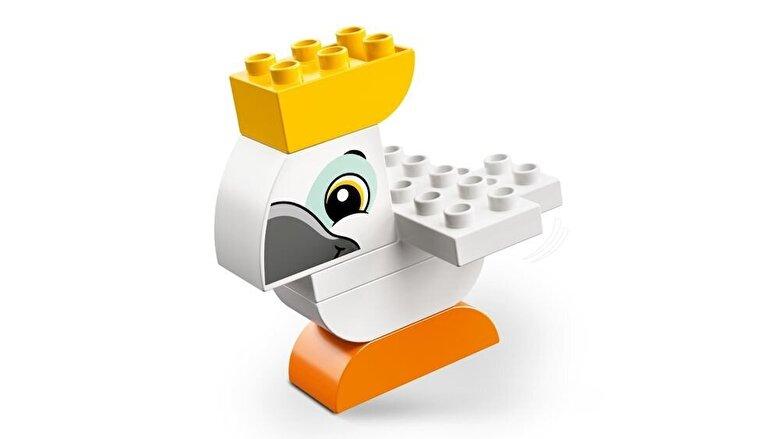 LEGO - LEGO DUPLO, Prima mea cutie de caramizi cu animale 10863 -