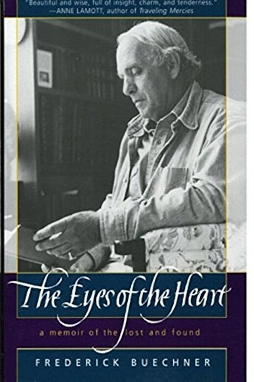 Frederick Buechner - The Eyes of the Heart: A Memoir of the Lost and Found, Paperback -