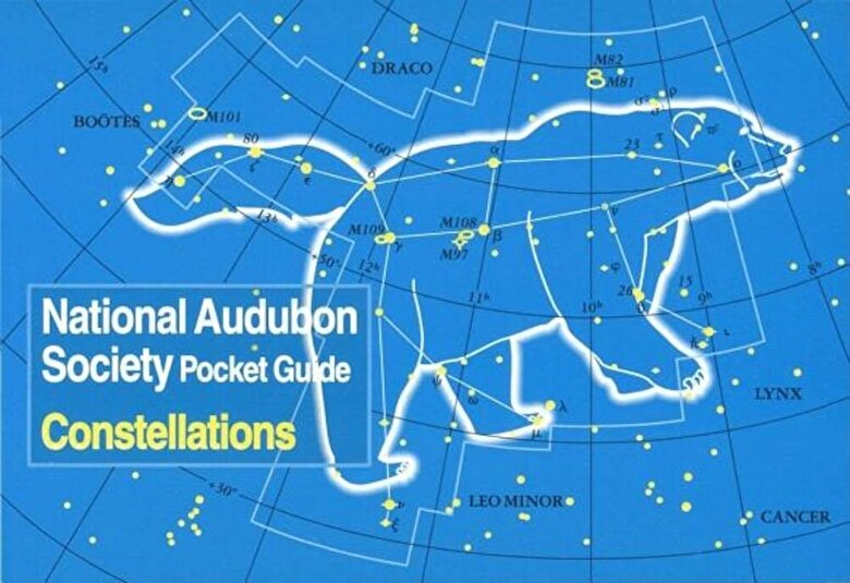 National Audubon Society - National Audubon Society Pocket Guide: Constellations, Paperback -