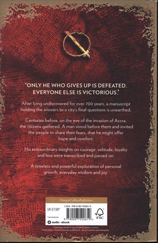 Paulo Coelho - Manuscript Found in Accra, Paperback -