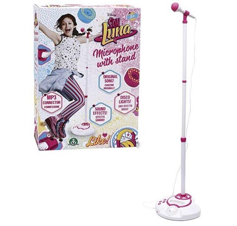 Giochi Preziosi - Soy Luna - Microfon cu stativ -