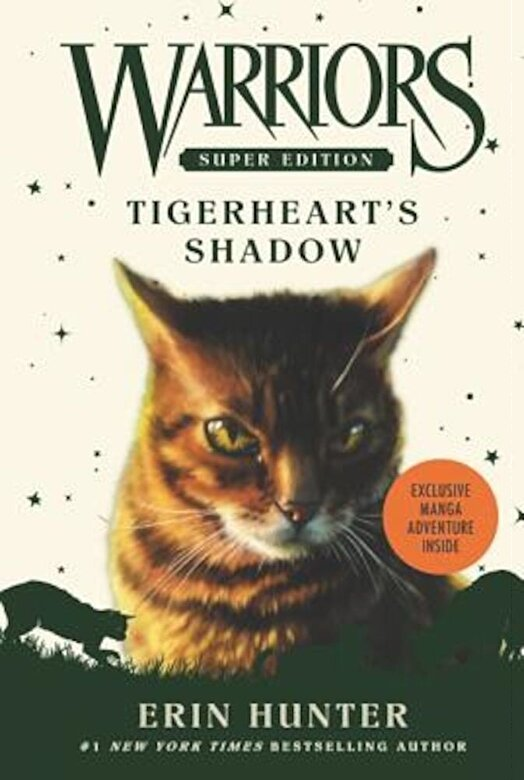 Erin Hunter - Warriors Super Edition: Tigerheart's Shadow, Paperback -
