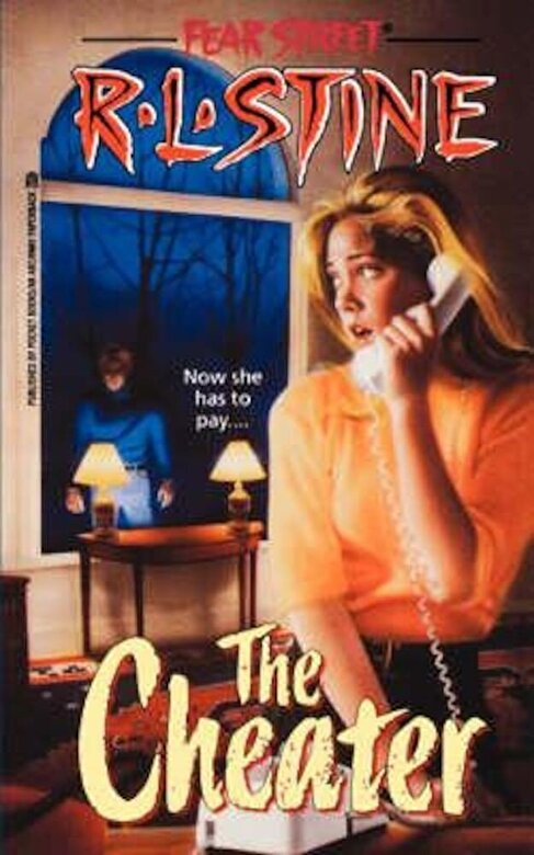 R. L. Stine - The Cheater, Paperback -