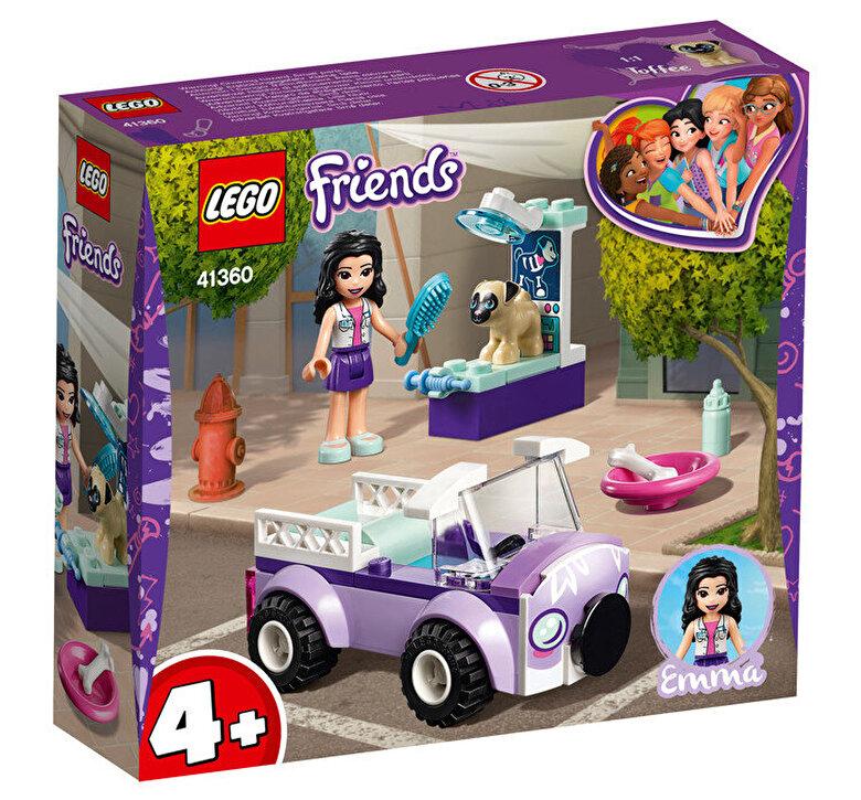 LEGO - LEGO Friends, Clinica veterinara mobila a Emmei 41360 -
