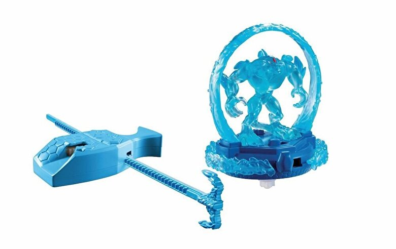 Mattel - Max Steel, Luptator Turbo - Water Elementor -