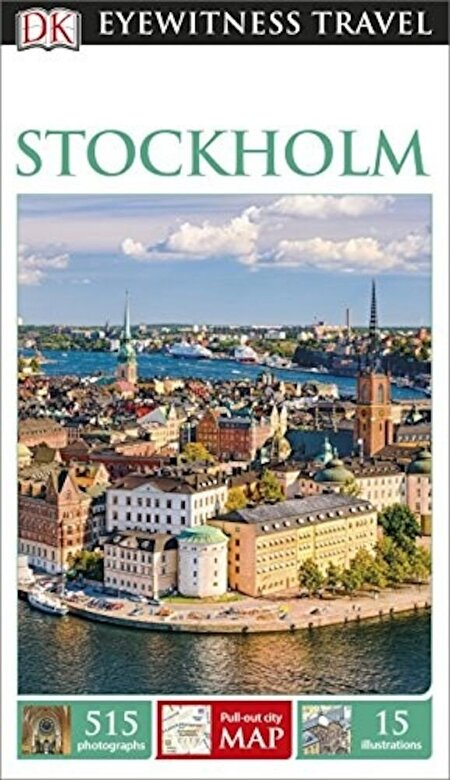 *** - DK Eyewitness Travel Guide: Stockholm -
