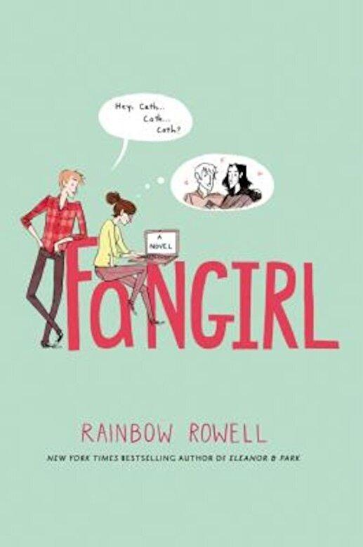 Rainbow Rowell - Fangirl, Hardcover -