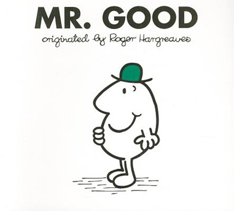 Roger Hargreaves - Mr. Good, Paperback -