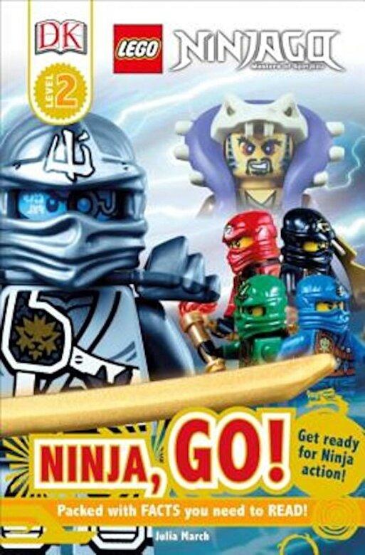 DK - DK Readers L2: Lego Ninjago: Ninja, Go!, Paperback -
