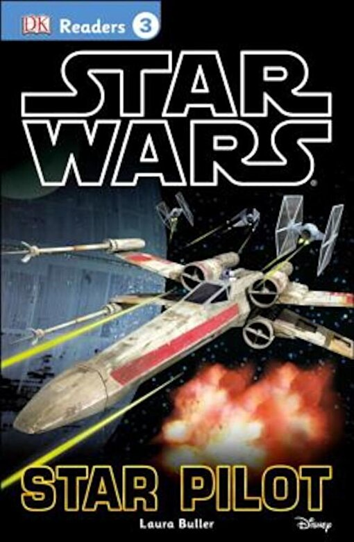 Laura Buller - Star Wars: Star Pilot, Paperback -