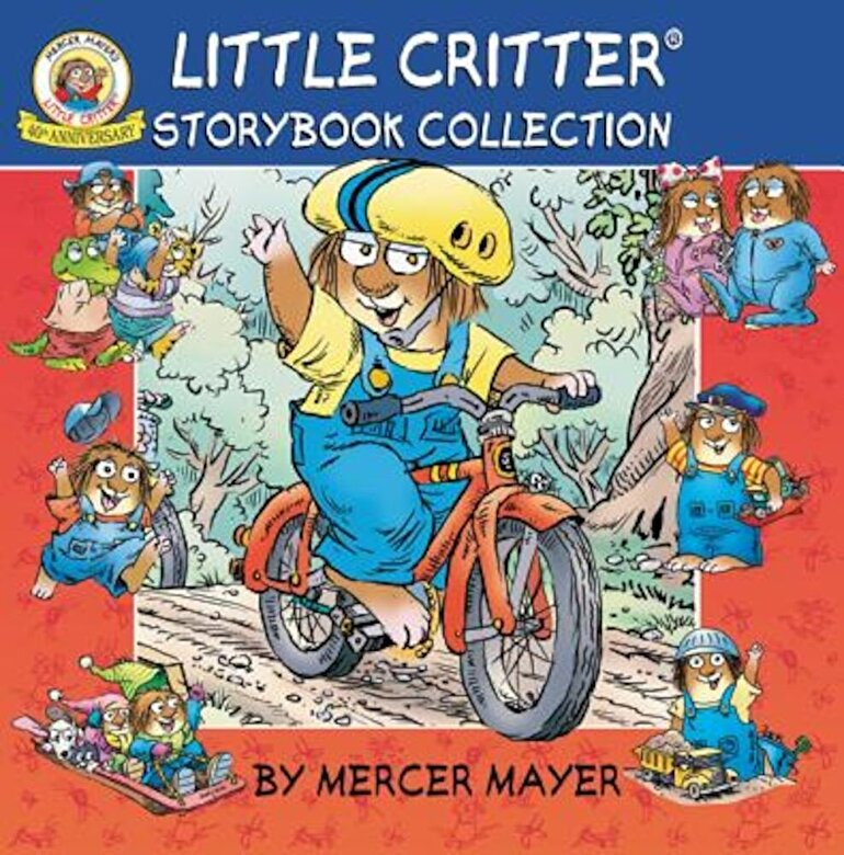 Mercer Mayer - Little Critter Storybook Collection, Hardcover -
