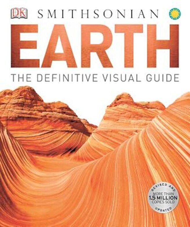 DK - Earth, Hardcover -