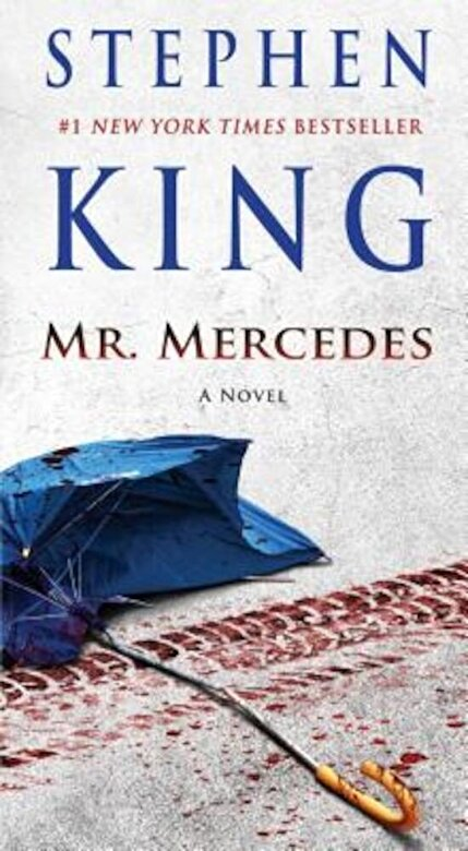 Stephen King - Mr. Mercedes, Paperback -