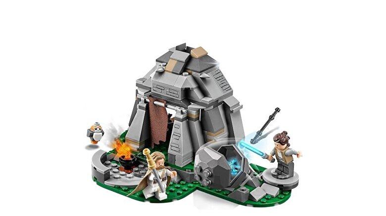 LEGO - LEGO Star Wars, Antrenamentul de pe Ahch-To Island 75200 -