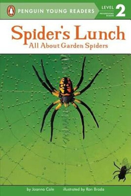 Joanna Cole - Spider's Lunch, Paperback -
