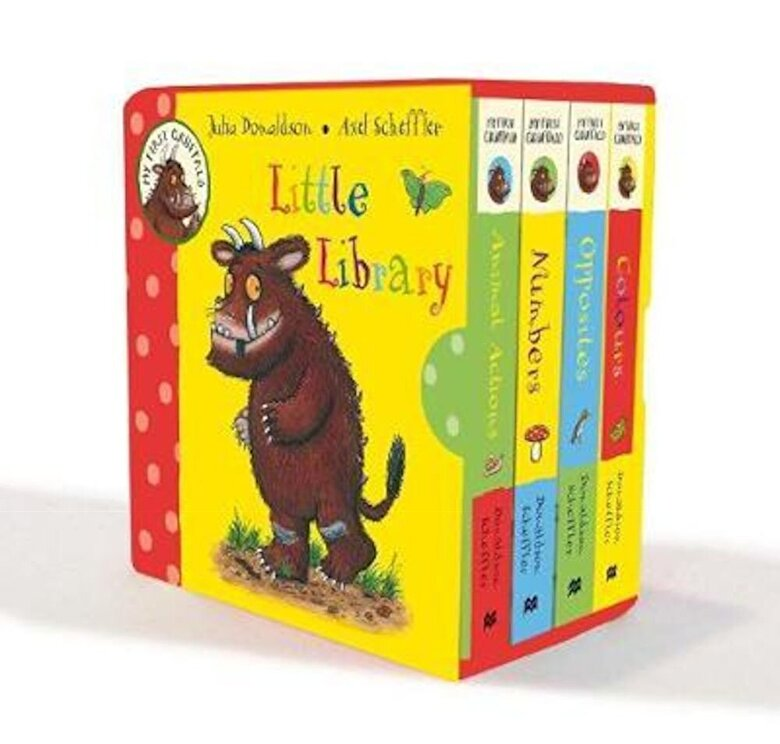 Julia Donaldson - My First Gruffalo Little Library, Hardcover -