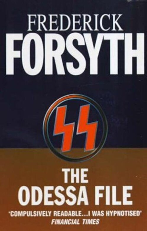 Frederick Forsyth - The Odessa File -