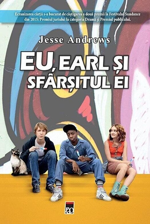 Jesse Andrews - Eu, Earl si sfarsitul Ei -